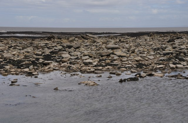 West Somerset : Rocky Coastline