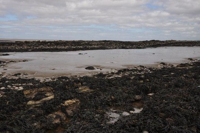West Somerset : Mud & Sandy Coastline