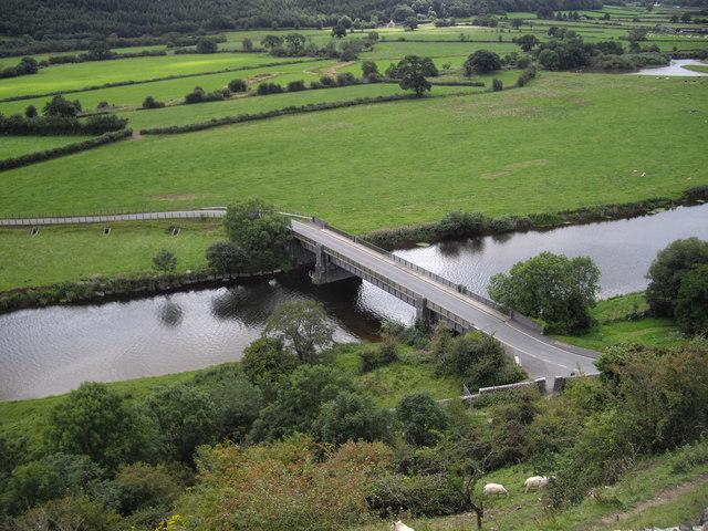 Pont y Dryslwyn