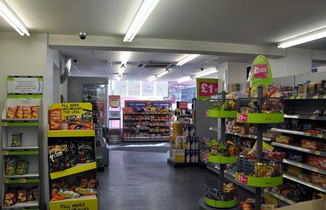 Porlock : One Stop Shop
