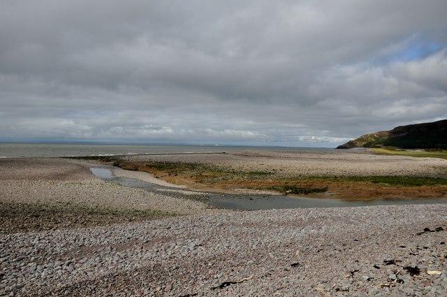 West Somerset : Porlock Beach