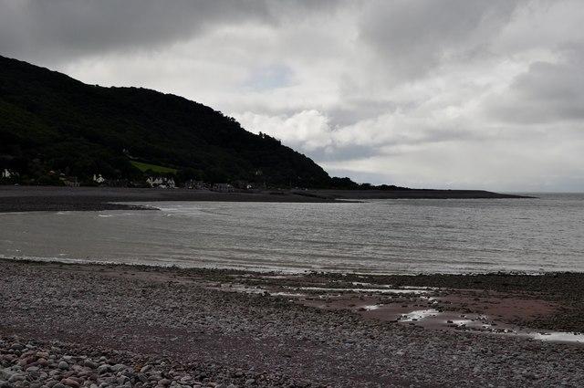 West Somerset : Gore Head & Porlock Beach