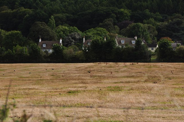 West Somerset : Field & Houses