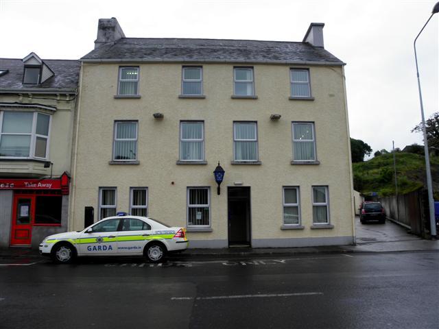 Garda Station Garda Station Donegal Town