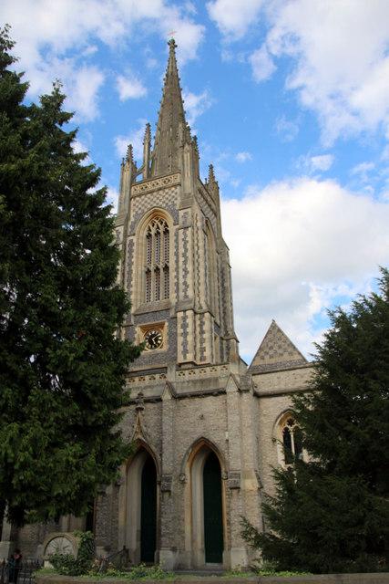 All Saints Church, Marlow, Buckinghamshire