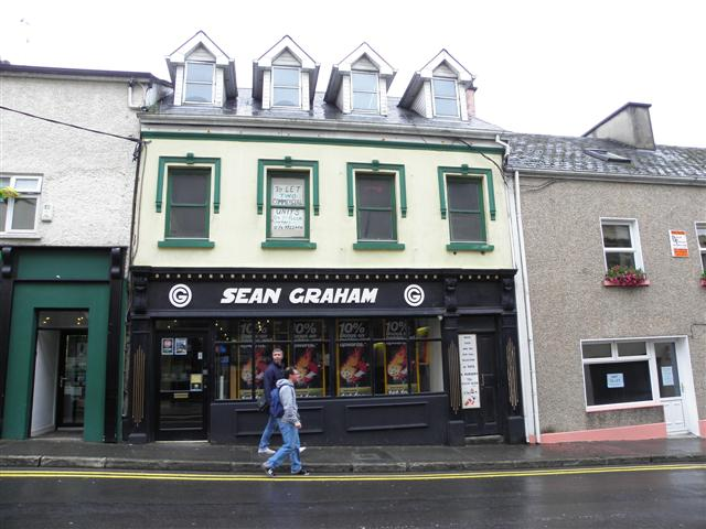 Sean Graham, Donegal Town