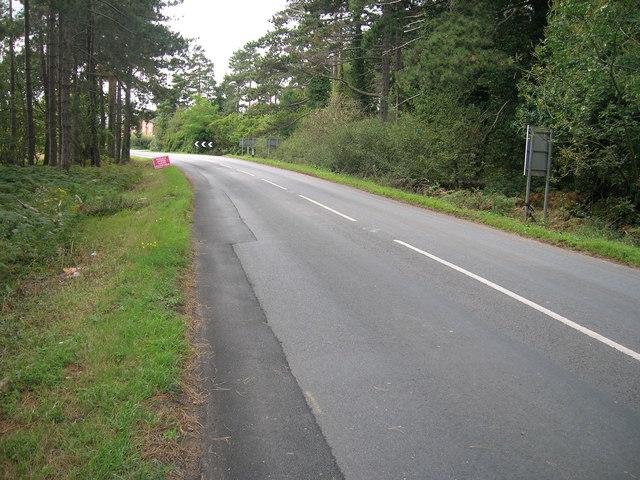 B6463 towards Harworth