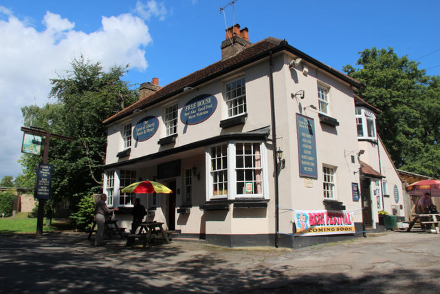 Land of Peace and Plenty Public House, Heronsgate, Hertfordshire
