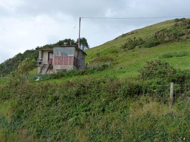 Former Coastguard lookout station