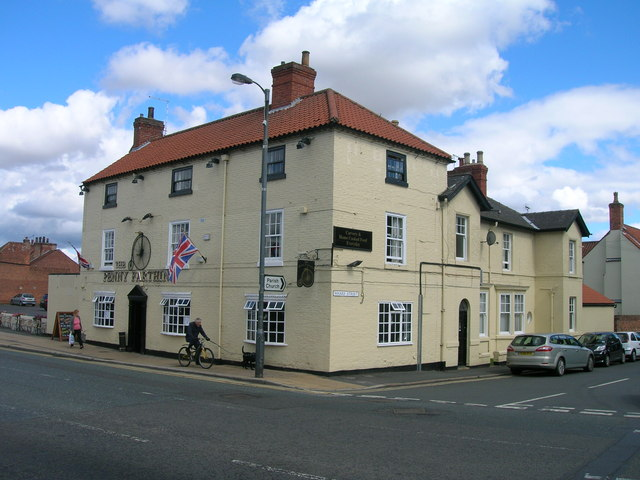 The Penny Farthing, Bawtry