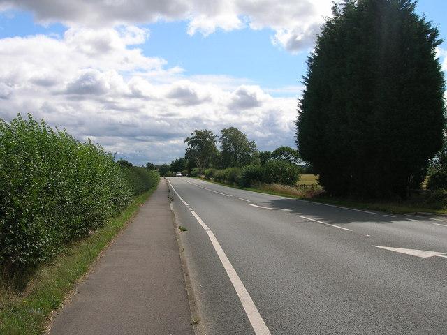 A638 towards Ranskill (Great North Road)