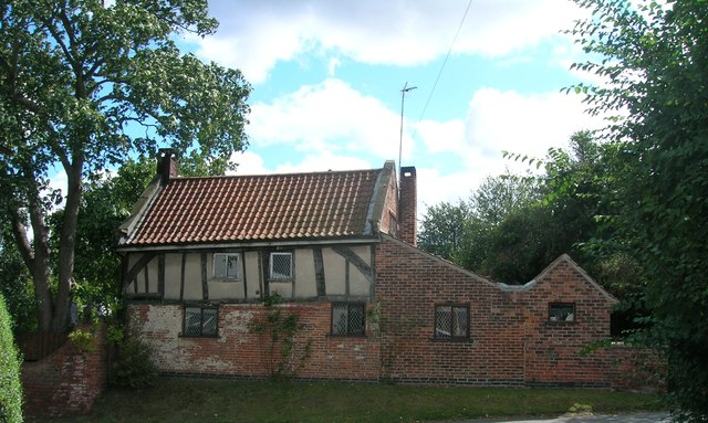 Cottage on Church Lane, Scrooby