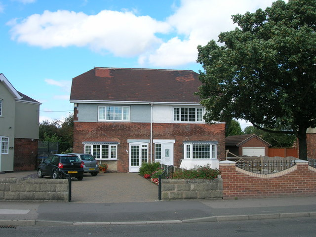 Houses on Scrooby Road, Bircotes