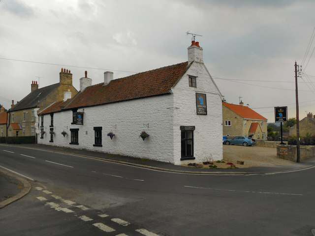Wombwell Arms, Byland with Wass
