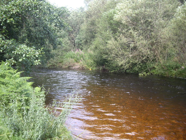 Upstream Water of Feugh