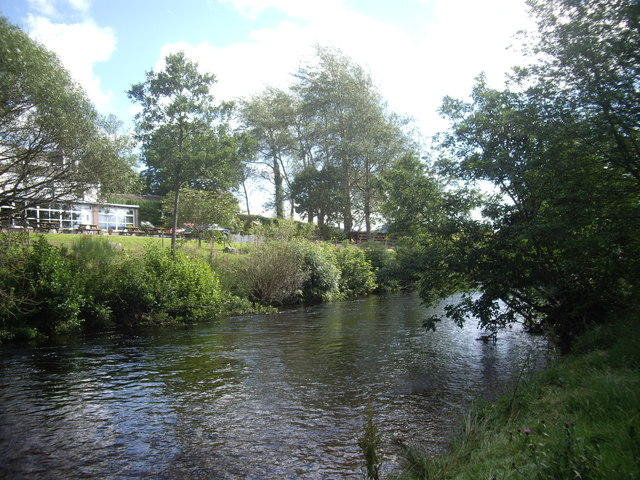 Downstream Water of Feugh