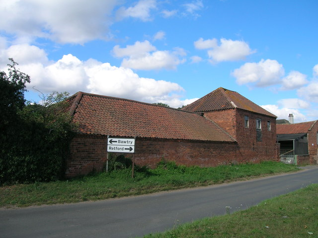 Scrooby Top Farm