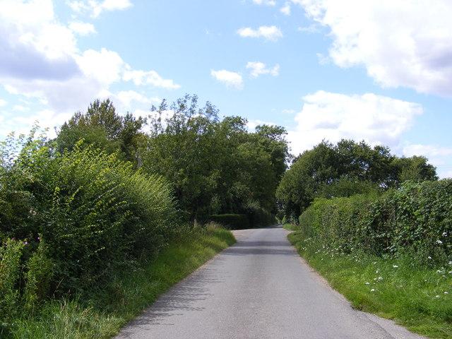 Swan Lane, Cretingham