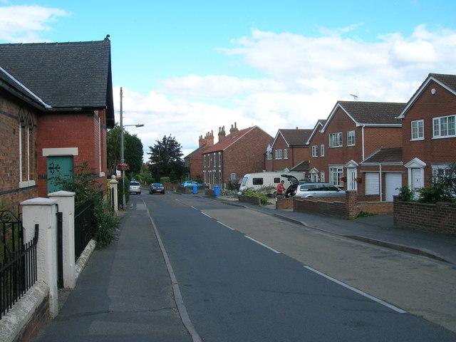 Station Road, Ranskill