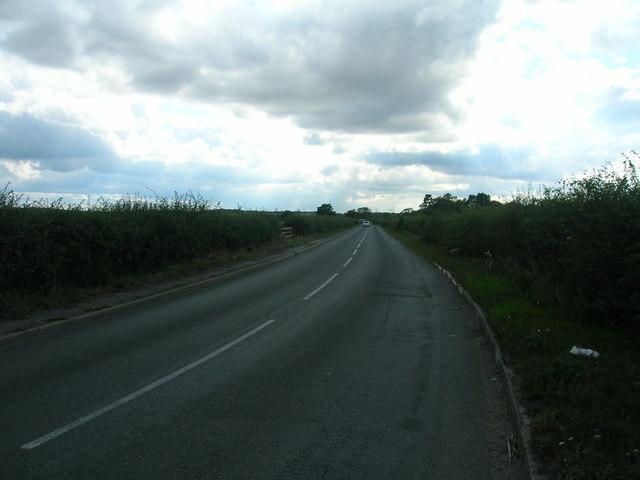 Blyth Road (B6045)