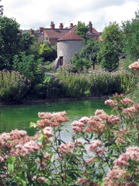 Dovecote at Motcombe Gardens