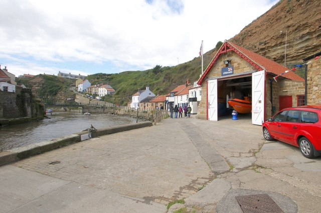IRB Station, Staithes