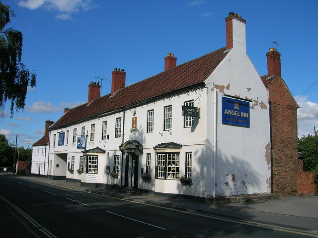 The Angel Inn, Blyth