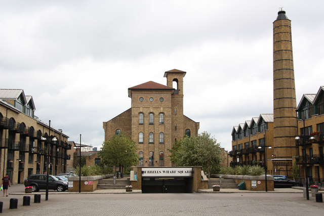 Burrell's Wharf