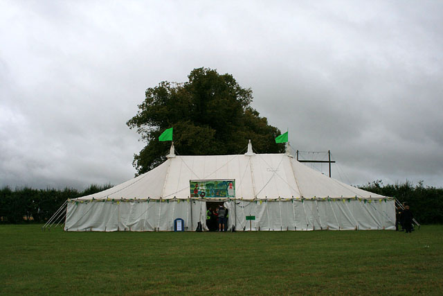 The Green Marquee
