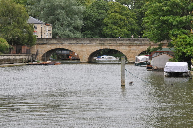 Folly Bridge, Oxford