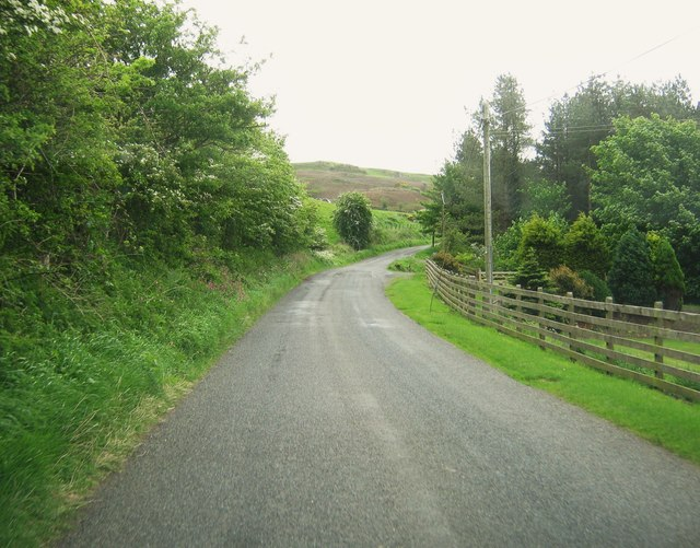 The road to Stairhaven