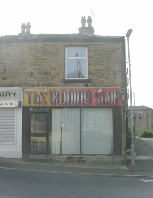 The Ironing Shed - Town Street