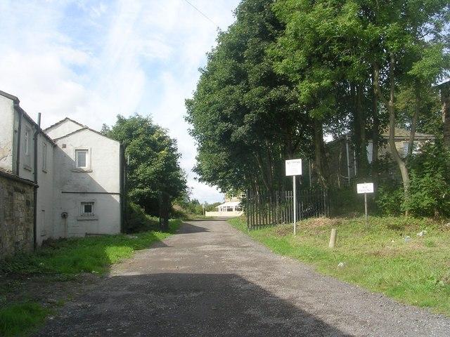 Croft Street - Old Lane