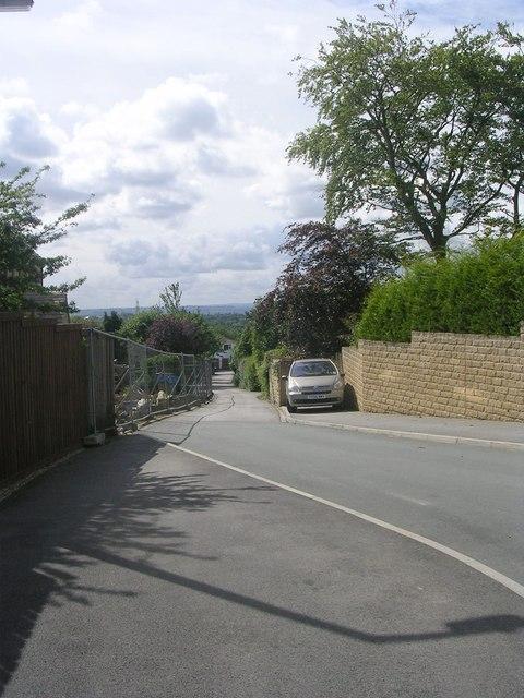 Footpath - Prospect Lane