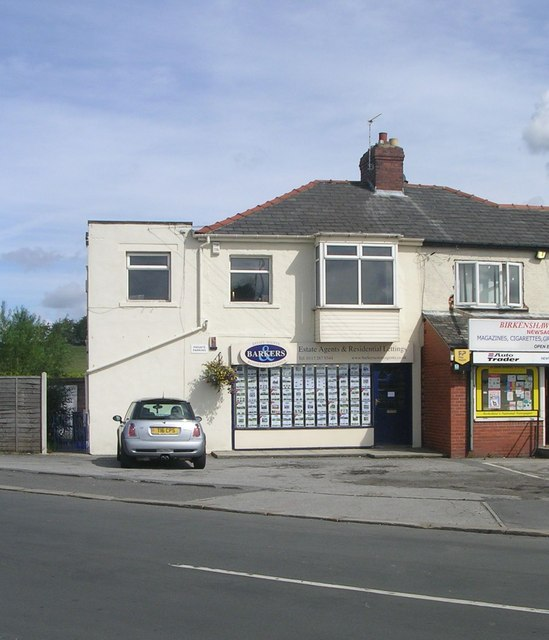 Barkers Estate Agents - Old Lane