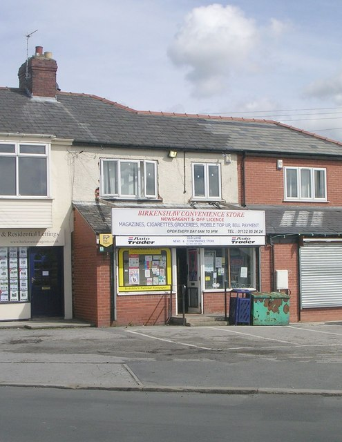 Birkenshaw Convenience Store - Old Lane