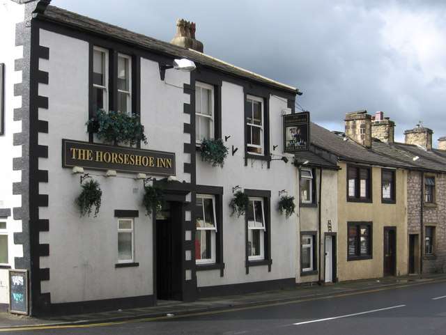 Clitheroe - The Horseshoe Inn on Bawdlands