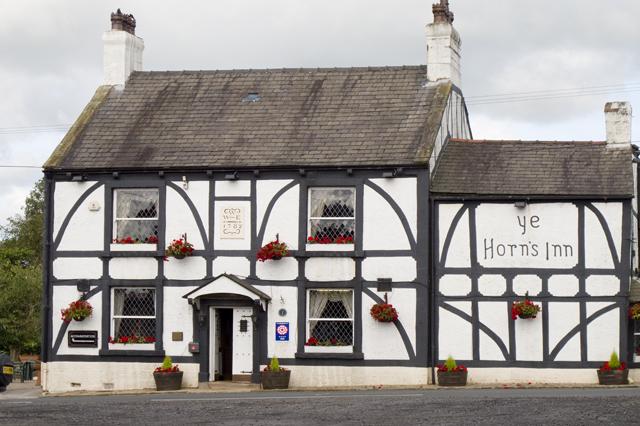 Ye Horns Inn, Goosnargh