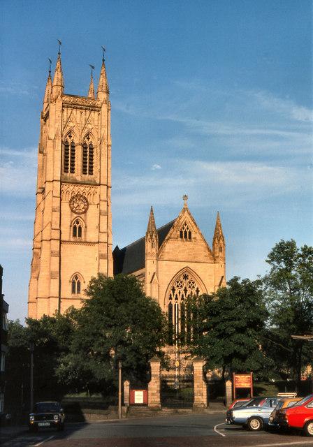 St Peter's Parish Church, Bolton