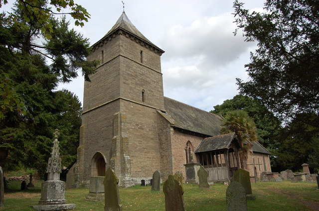 St Mary's Church, Credenhill