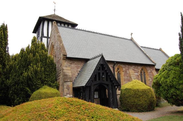 St Mary Magdalene Church, Stretton Sugwas