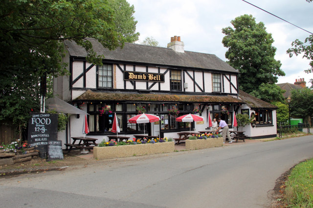 The Dumb Bell, Shire Lane, Chalfont St Peter, Buckinghamshire