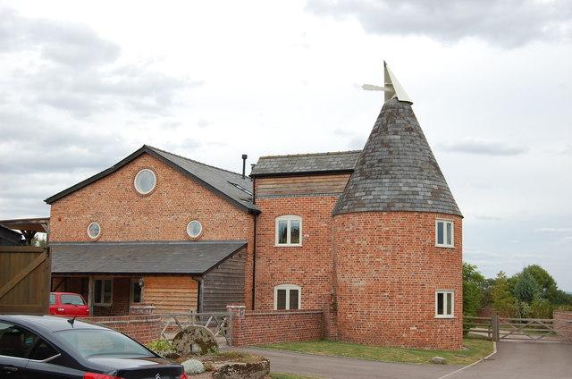 Converted Oast House at Bartestree