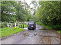 SJ9350 : Ford near Bagnall by William Starkey