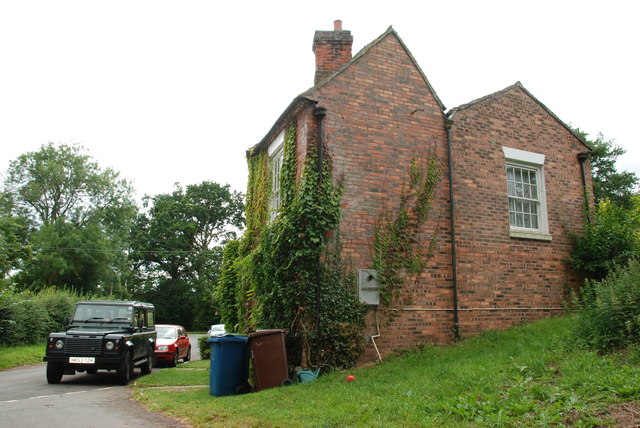 House on the Crossroads, Chebsey, Staffordshire