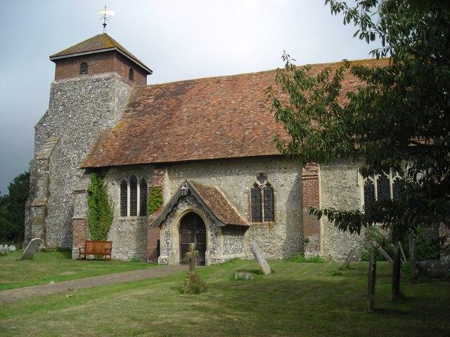 St. Peter's Church, Molash, Kent