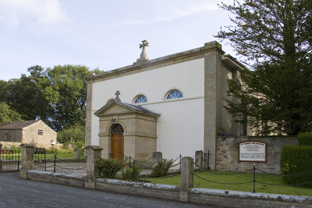 St.Thomas the Apostle RC Church, Claughton