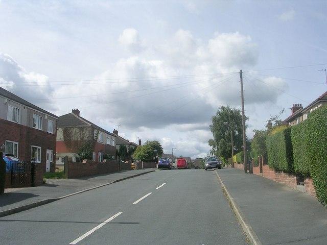 Ghyllroyd Avenue - Birkenshaw Lane