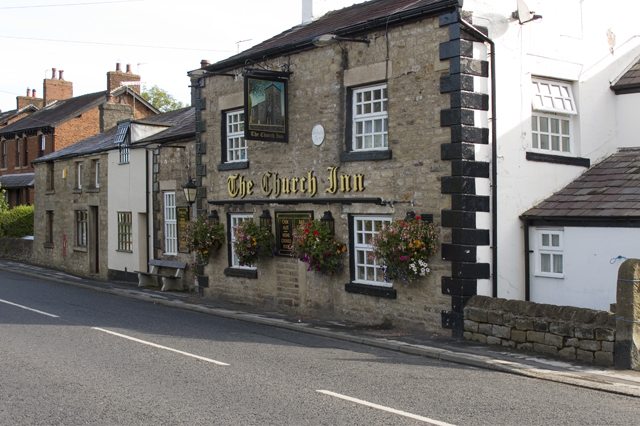 The Church Inn at Bonds, Garstang