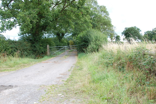 Road Closed, Near Walton